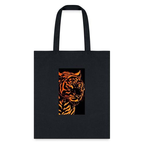 Fire tiger - Tote Bag