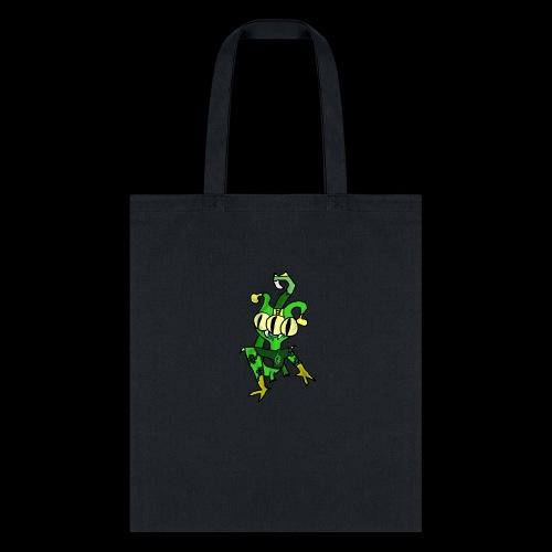 Three-Eyed Alien - Tote Bag