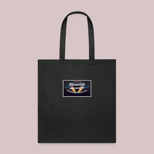 ONEmanSHOmusic.com - Tote Bag