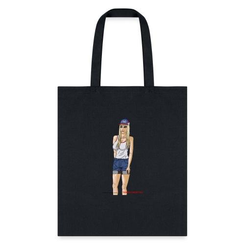 Gina Character Design - Tote Bag