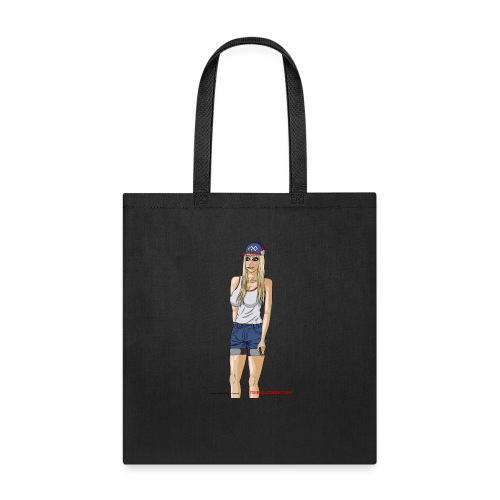 Gina Character Design - Tote Bag