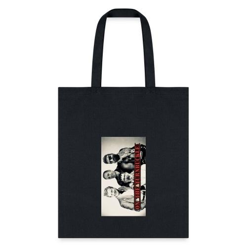 On The Turnbuckle A Team Print - Tote Bag