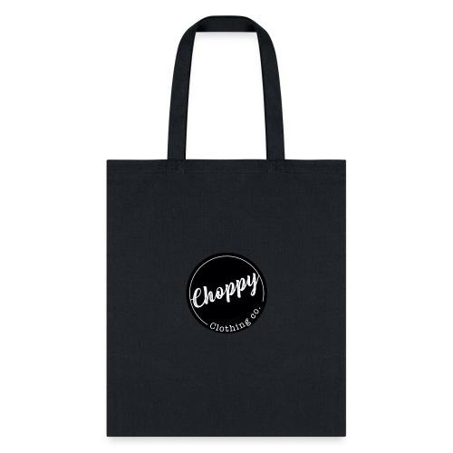 ChoppyClothingco. - Tote Bag