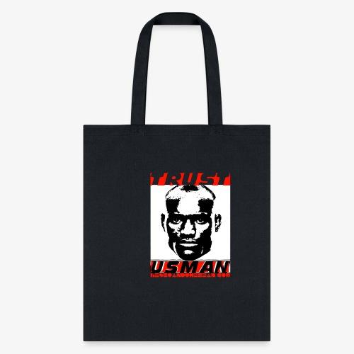 Kamaru Usman - Tote Bag