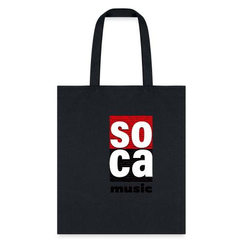 Soca music - Tote Bag