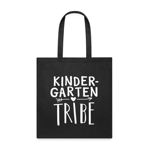 Kindergarten Tribe Teacher Team T-Shirts - Tote Bag
