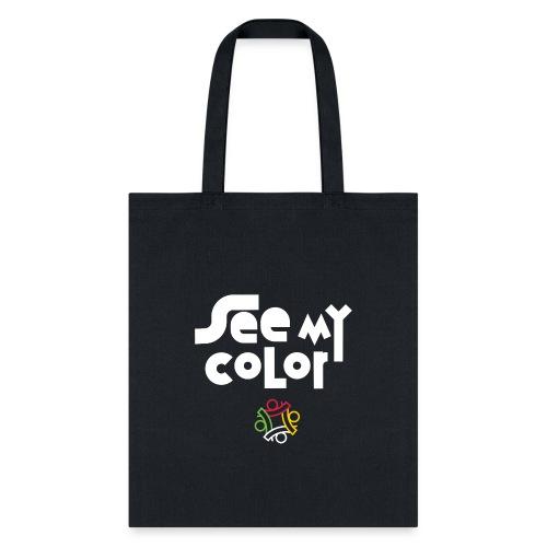 seemycolor print 01 - Tote Bag