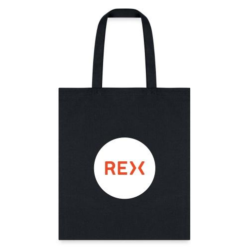 REX Circle Logo - Tote Bag