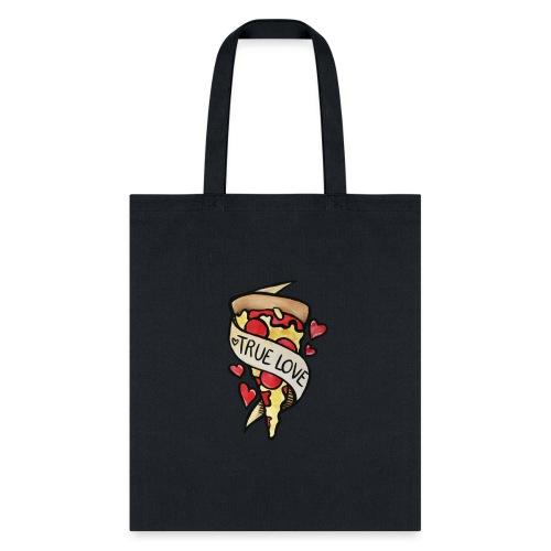 Pizza true love - Tote Bag