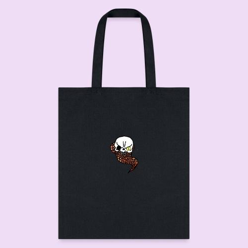 Skull & Snake - Tote Bag