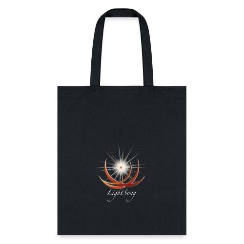 LightSong Logo - Tote Bag