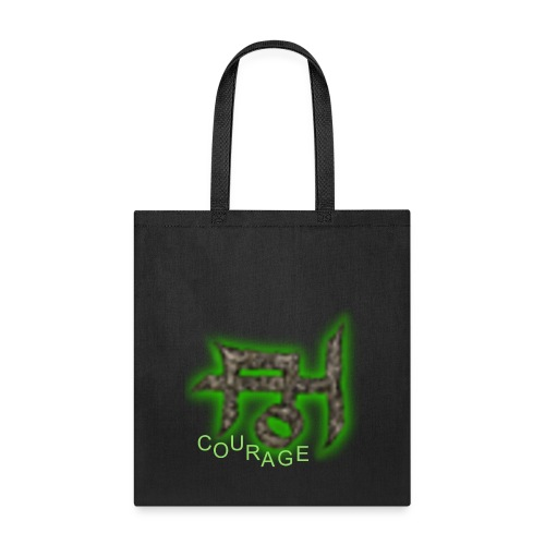 Courage - Tote Bag
