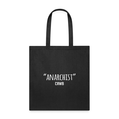 anarchist - Tote Bag