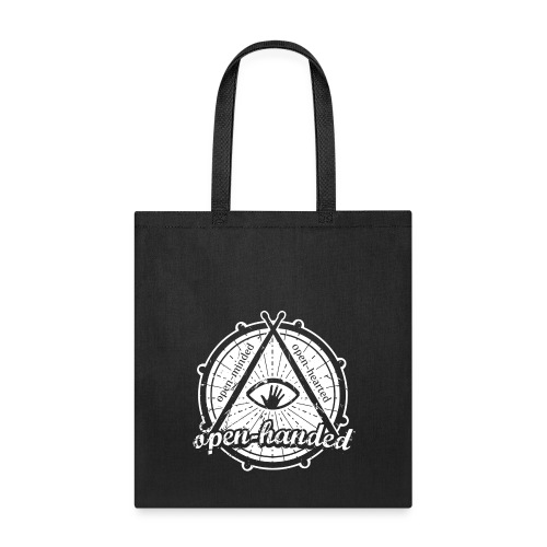 Open-Handed - Tote Bag