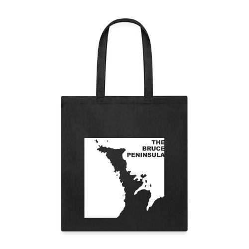The Bruce Peninsula - Tote Bag
