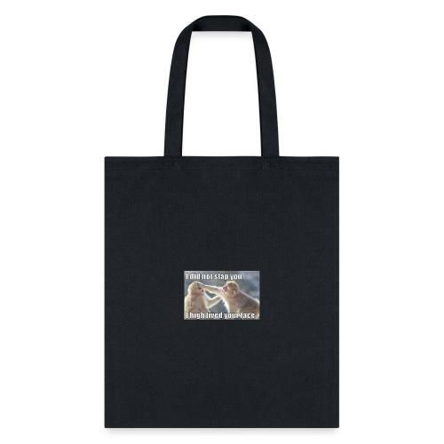 funny animal memes shirt - Tote Bag