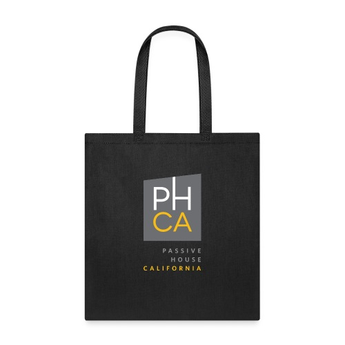 Passive House California (PHCA) - Tote Bag