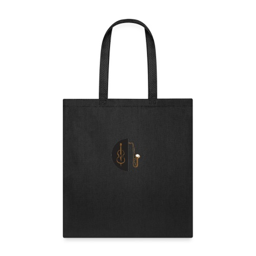 double bass sax - Tote Bag