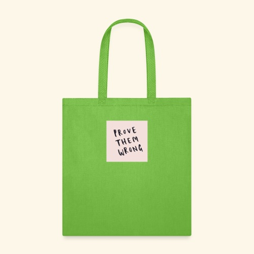 show em what you about - Tote Bag