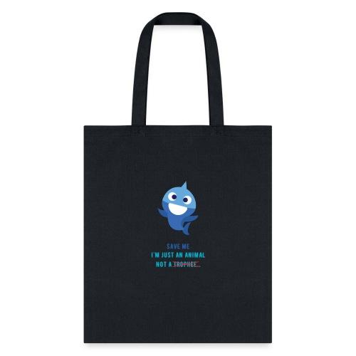 Baby Shark - Save Animals - Tote Bag