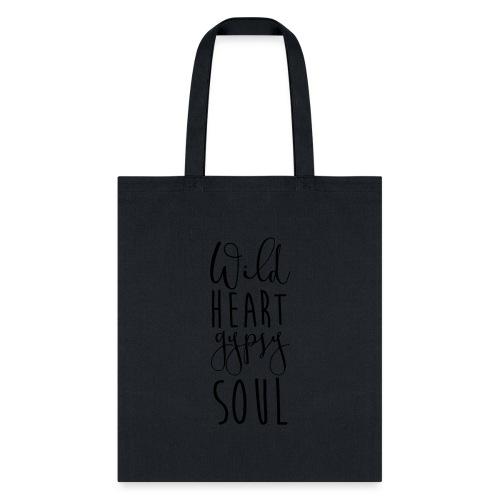 Cosmos 'Wild Heart Gypsy Sould' - Tote Bag