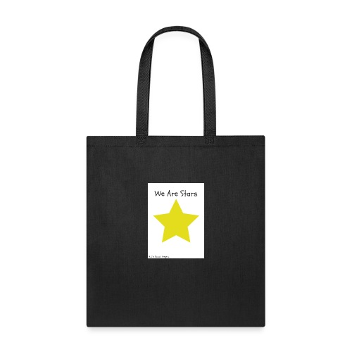 Hi I'm Ronald Seegers Collection-We Are Stars - Tote Bag