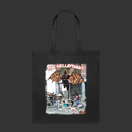 The Hellaphant Alternate Concept: Re-Issue - Tote Bag