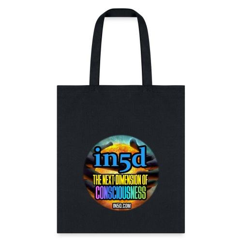 In5D Main Logo - Tote Bag
