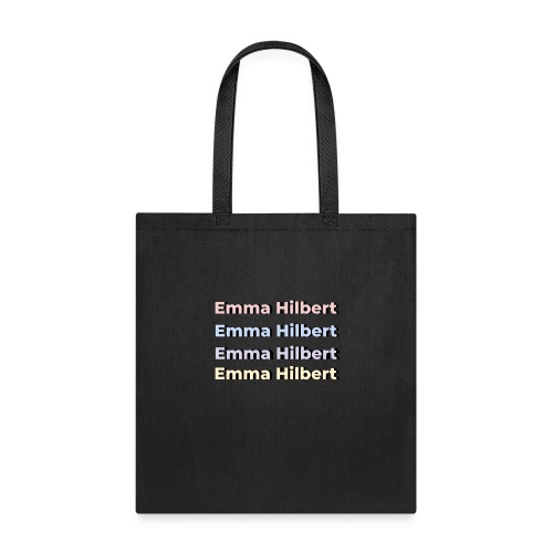 Emma Hilbert All over - Tote Bag