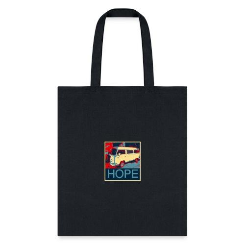 CLASSIC van SURF BUS TSHIRT HATS HOODIES - Tote Bag