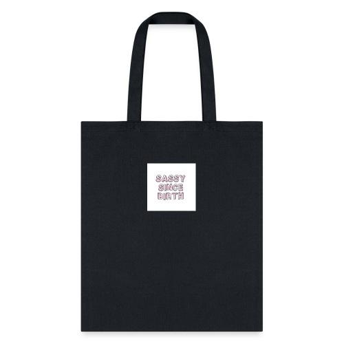 Sassy - Tote Bag