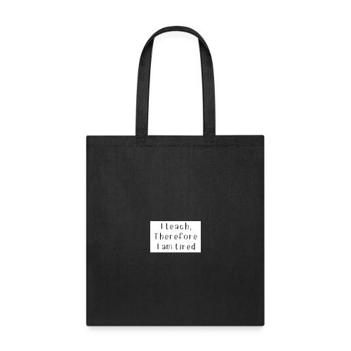 tired - Tote Bag
