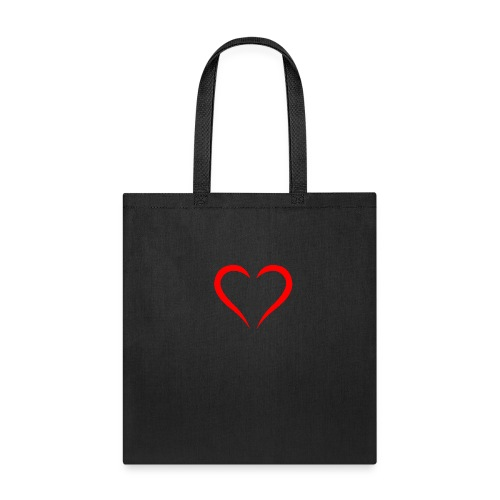 open heart - Tote Bag