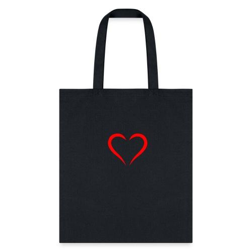 open heart - Tote Bag
