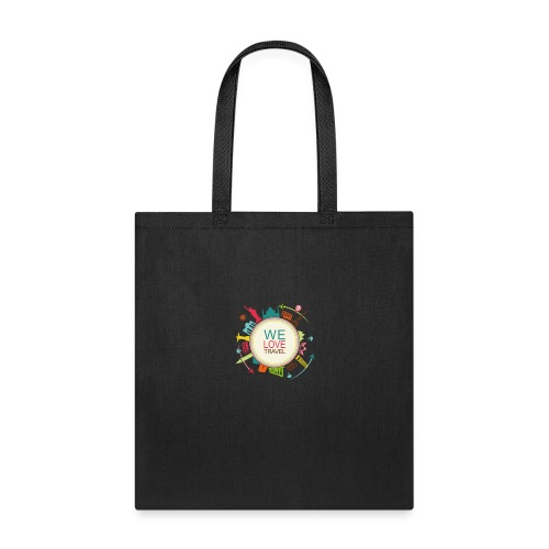 logo welovetravel - Tote Bag