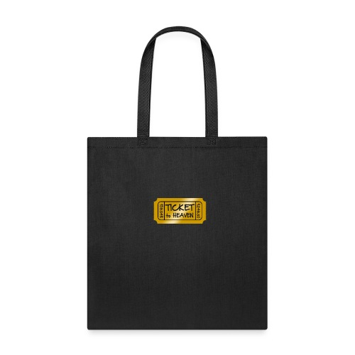Ticket to heaven - Tote Bag