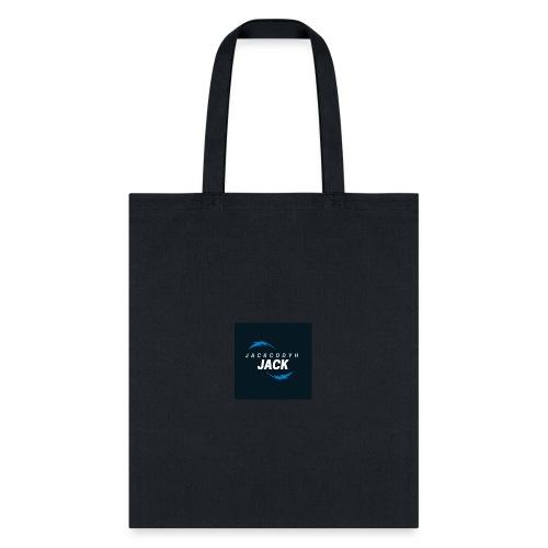 JackCodyH blue lightning bolt - Tote Bag