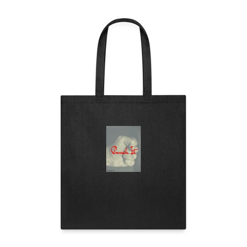 Punch it by Duchess W - Tote Bag