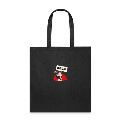 #BLM FIRST Girl Petitioner - Tote Bag