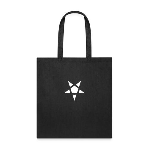 Rugged Pentagram - Tote Bag