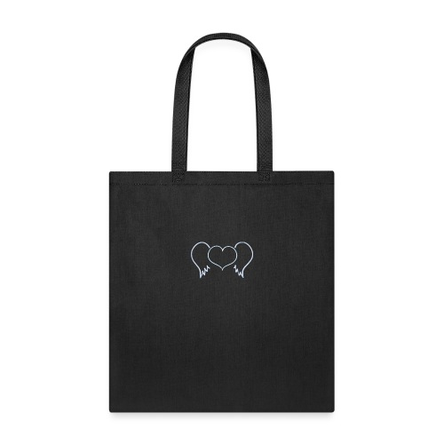 heart wings - Tote Bag
