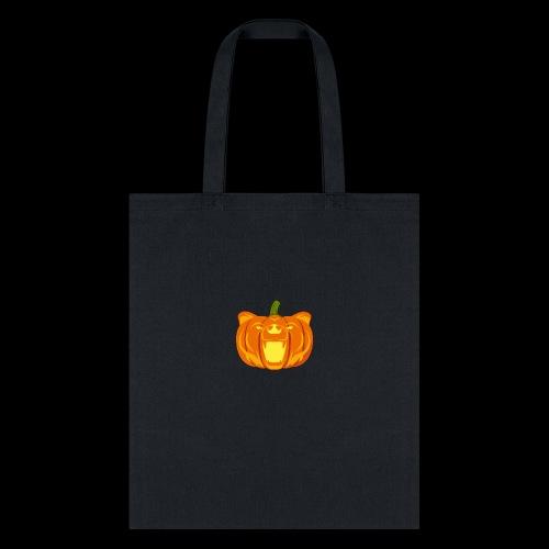 Pumpkin Bear - Tote Bag