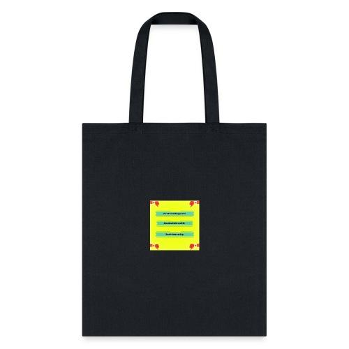 Shirt logo 1 redone - Tote Bag