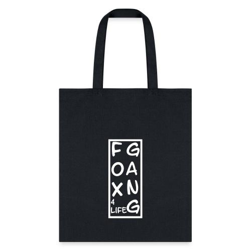 FG4L White 2 - Tote Bag