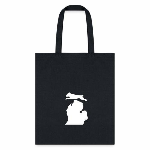 Rottweiler Bark Michigan Children's shirt - Tote Bag