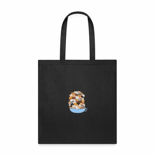 Cats in a cup - Tote Bag
