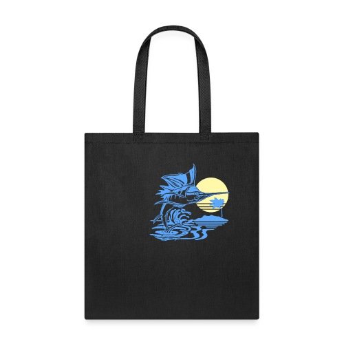 Sailfish - Tote Bag