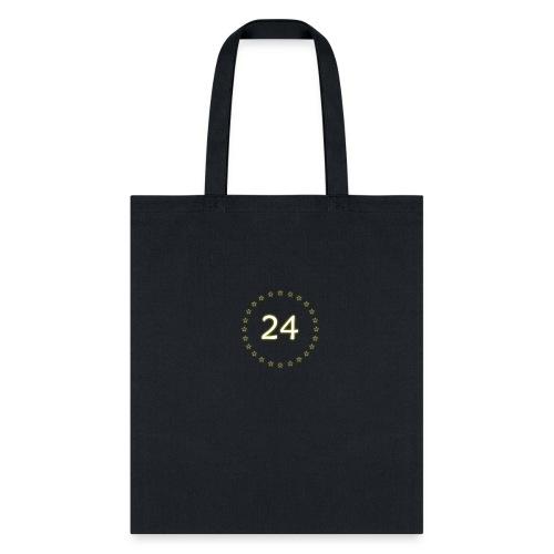 24 stars - Tote Bag