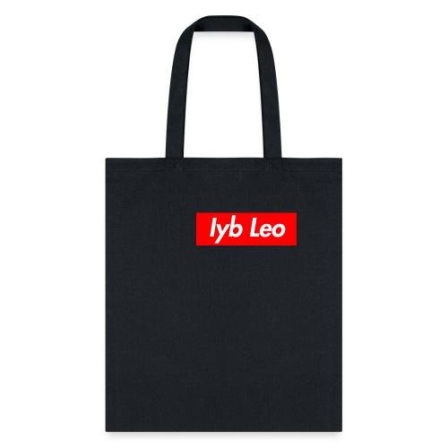 Iyb Leo Box Logo - Tote Bag