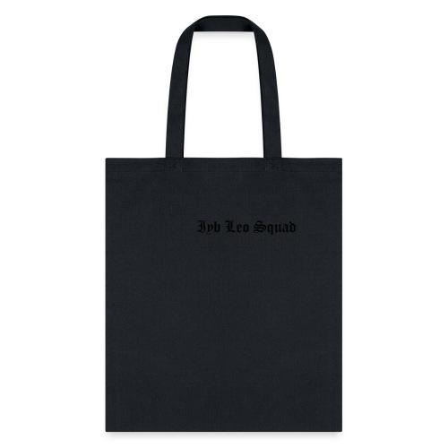 iyb leo squad logo - Tote Bag